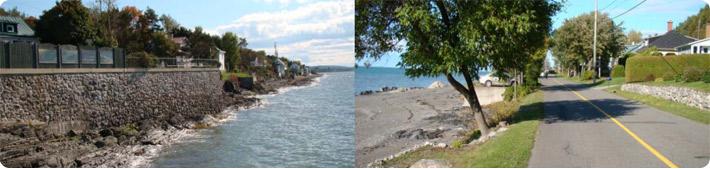 Berges - Comité ZIP du Sud-de-l'estuaire