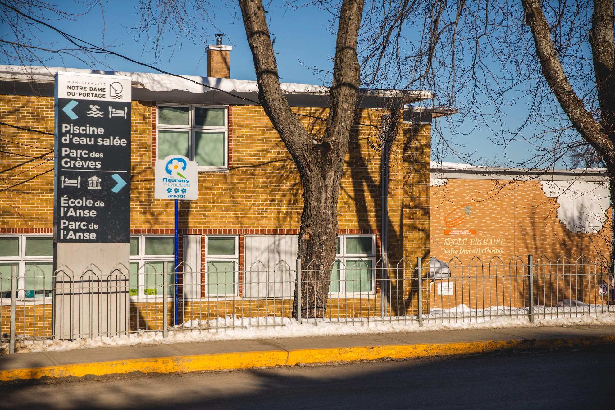 École primaire Notre-Dame-du-Portage