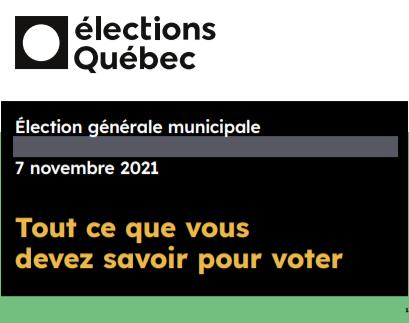 Guide élections