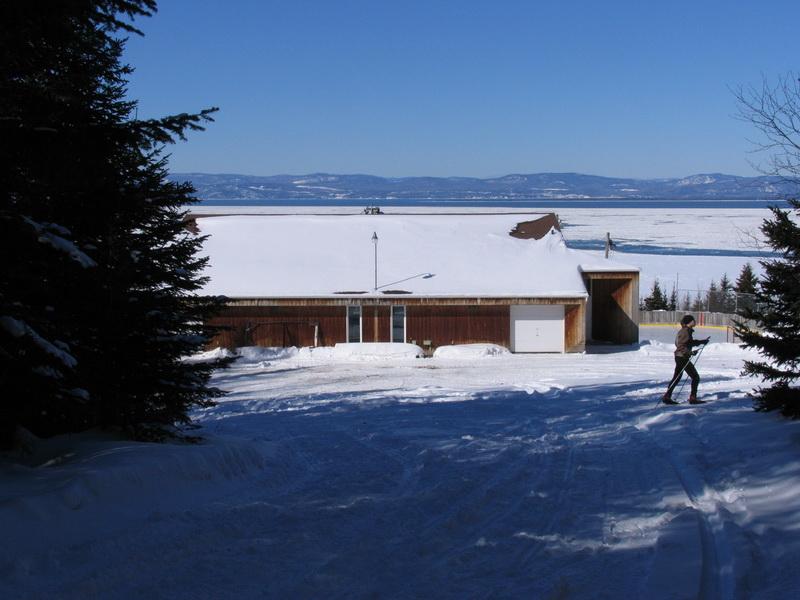 Ski de fond (Photo : © Mario Ouimet)